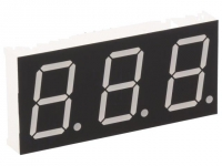 KW3-801AVB Display LED 7-segment