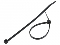 100x FIX-S-3.6X140/BK Cable tie L