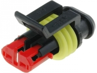 4x AMP-0-0282080-1 Connector