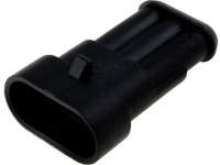 4x AMP-0-0282105-1 Connector