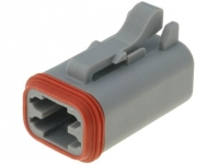 AT06-4S Connector wire-wire AT