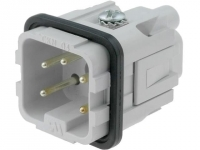 CKM04 Connector square male CK/MK