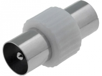 4x COAX-M/M Coupler coaxial 9.5mm