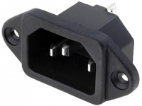 CS-001 Connector AC mains IEC