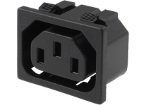 CS-021 Connector AC mains IEC