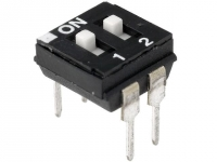 EAH102E Switch DIP-SWITCH Poles