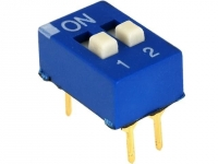 EDG102S Switch DIP-SWITCH Poles