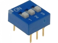 EDG103S Switch DIP-SWITCH Poles