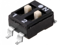 2x ESD102E Switch DIP-SWITCH Poles