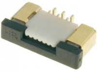 2x F0500WV-S-06P Connector FFC /