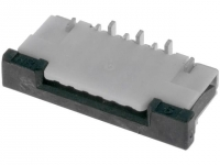4x F1003WV-S-06P Connector FFC /