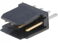 4x FCI-76384-304 Socket wire-board