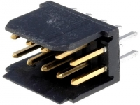 2x FCI-76385-305 Socket wire-board
