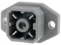 G4A5M Connector square Series G