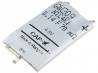 GW209F Capacitor electrolytic