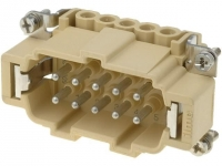 JCNEM10 Connector rectangular male