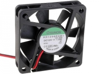 KD1206PHB1 Fan DC axial 12VDC
