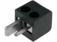 LC-004 Plug loudspeaker male screw