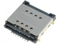 MCC-DUAL-SIM Connector for cards