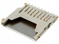 MCC-SD Connector for cards SD SMT