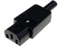 PC-005 Connector AC mains IEC