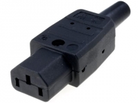 PC-113 Connector AC mains IEC