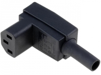 PX0588 Connector AC mains IEC