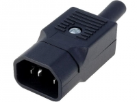 PX0686 Connector AC mains IEC