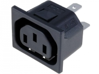 PX0695/15/63 Connector AC mains