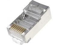 RJ45WE Plug RJ45 PIN8 shielded Pin