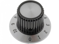 RN-112A Knob with flange plastic
