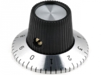 RN-113A Knob with flange plastic