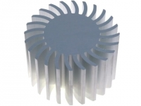 SK57250AL Heatsink for LED diodes