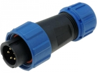 SP1310/P5 Plug Connector circular