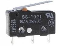 SS-10GL Microswitch with lever