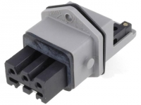 STAKEI-3 Connector rectangular ST