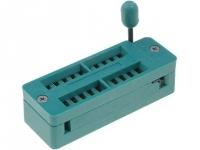 TEXTOOL20 Socket DIP ZIF PIN20