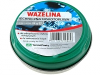 2x WAZELINA-35 Vaseline white paste metal