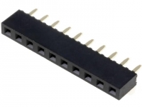 ZL305-10 Socket pin strips female