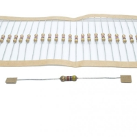 10x KNPA1W-200R Resistor