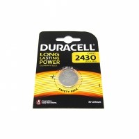 Duracell CR2430 3V Lithium Button