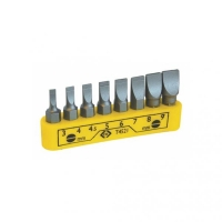 CK-4521 Set screwdriver bits 8pcsflat