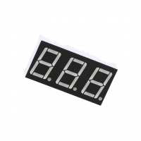 2X LTD056BAG-103-01 Display: LED