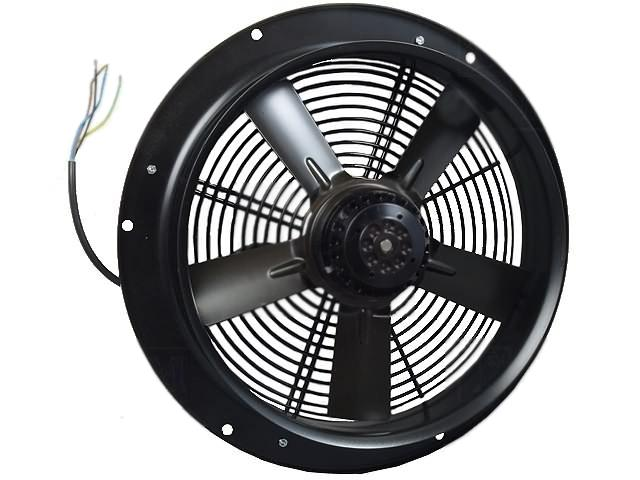 1 X UF300BNA23H1C2A Fan AC; axial; 230VAC; Ø398x98.3mm; 2436m3h; 75dBA; ball